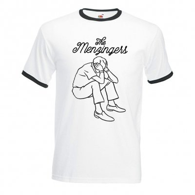 The Menzingers - Sad Guy | Ringer T-Shirt