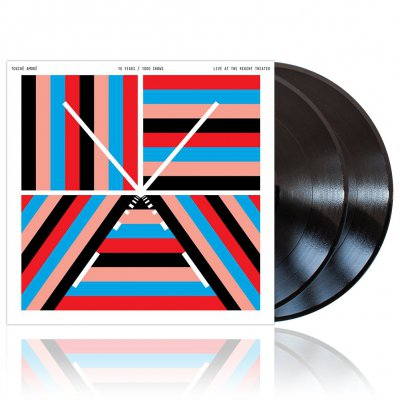 Touche Amore - 10 Years / 1000 Shows | 2xBlack Vinyl