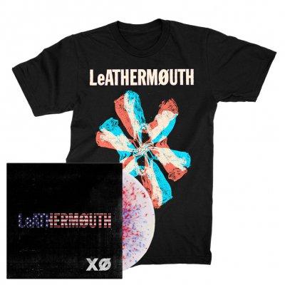 Frank Iero - XØ | Vinyl + T-Shirt Bundle