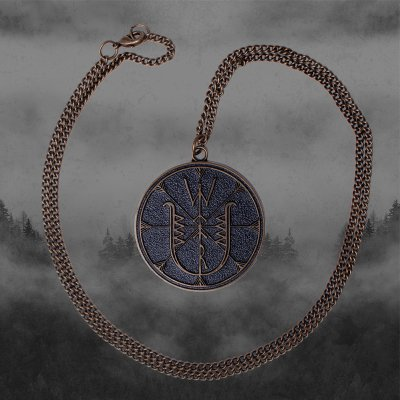 Wolves In The Throne Room - Thrice Woven | Pendant