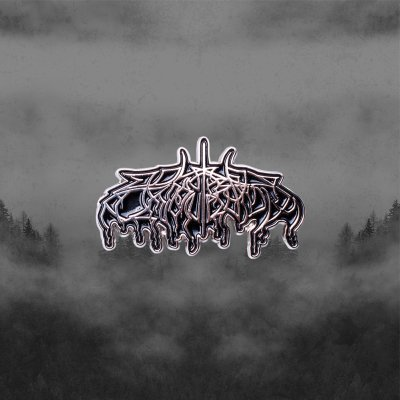 Wolves In The Throne Room - Logo Silver | Enamel Pin