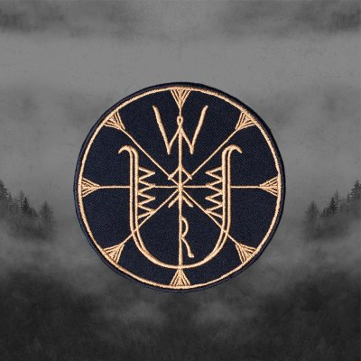 Wolves In The Throne Room - Thrice Woven Round | Woven Patch
