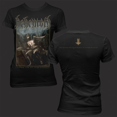 behemoth - ILYAYD Cover | Fitted Girl T-Shirt
