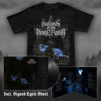 wolves-in-the-throne-room - Black Cascade | T-Shirt Bundle