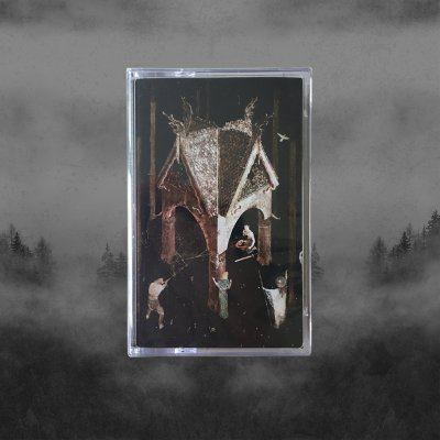 wolves-in-the-throne-room - Thrice Woven | Tape