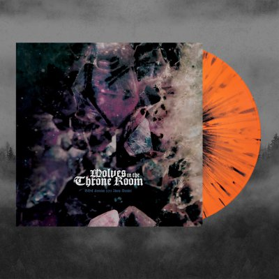 shop - BBC Anno Domini) Orange Splatter Vinyl