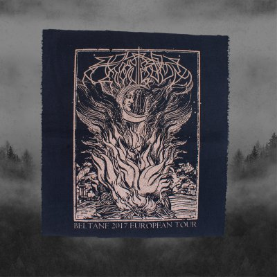 shop - Beltane Tour 2017 | Backpatch