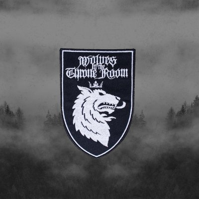 Wolves In The Throne Room - Wolf | Embroidered Patch