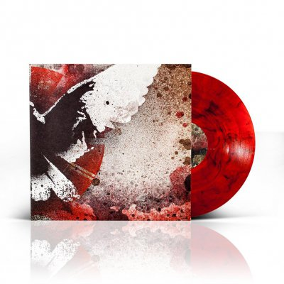 converge - No Heroes | Trans. Red w/ Black Smoke Vinyl