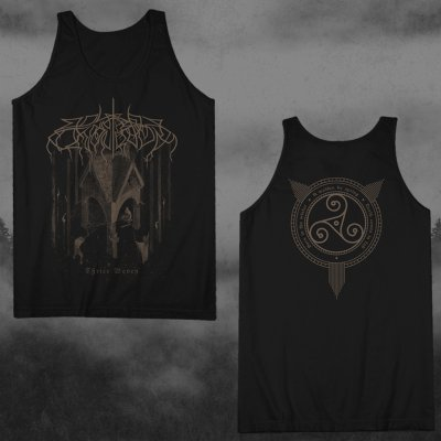 Wolves In The Throne Room - Thrice Woven Brown | Tank Top