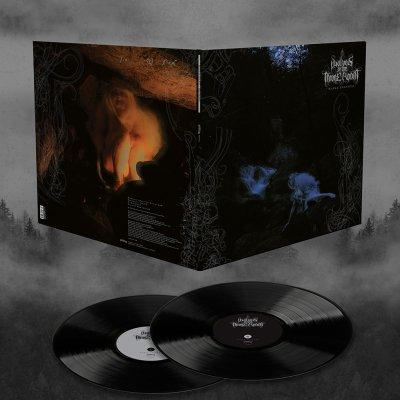 Black Cascade 2xblack Vinyl Lyric Sheet Shop The Wolves