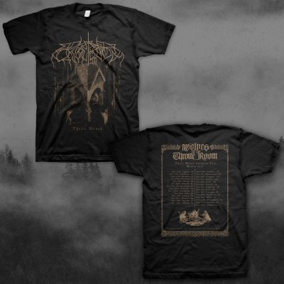 wolves-in-the-throne-room - Thrice Woven Tour 17 | T-Shirt