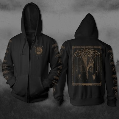 wolves-in-the-throne-room - Thrice Woven Gold | Zip-Hood
