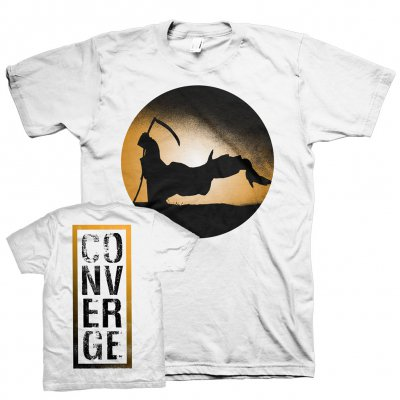 converge - The End White | T-Shirt