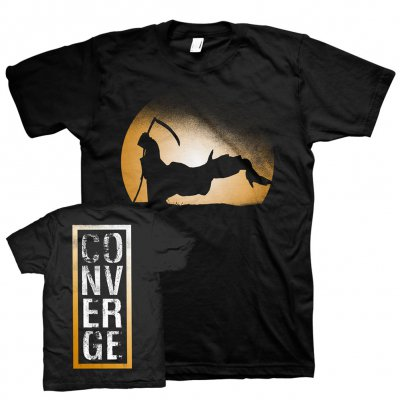 converge - The End Black | T-Shirt