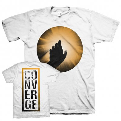 converge - The Light White | T-Shirt