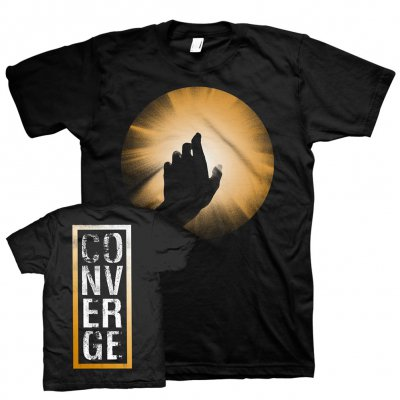 converge - The Light Black | T-Shirt