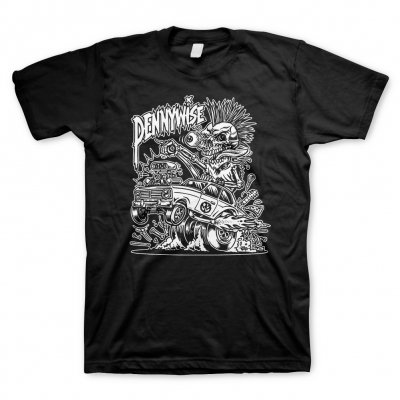 Pennywise - Car | T-Shirt