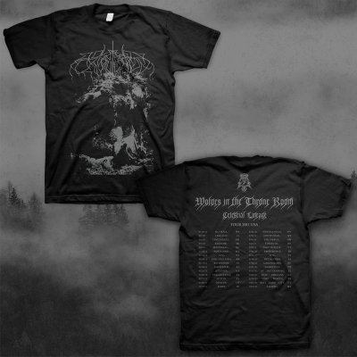 wolves-in-the-throne-room - Celestial Lineage Tour 11 | T-Shirt