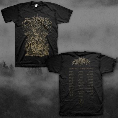 wolves-in-the-throne-room - Beltane Tour 17 | T-Shirt