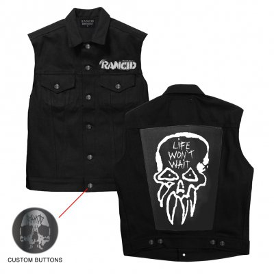 Rancid - LWW | Denim Vest