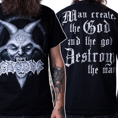 shop - Demon Goat | T-Shirt