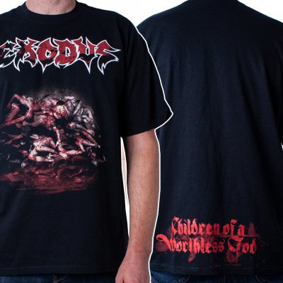 Exodus - Children Of A Worthless God | T-Shirt