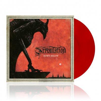 tribulation - Down Below | Clear Red Vinyl