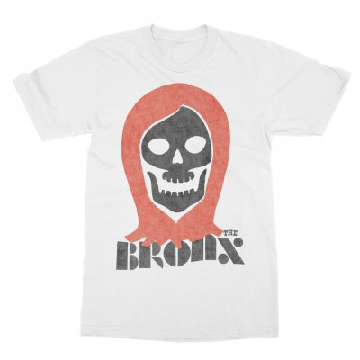 the-bronx - Ghost White | T-Shirt