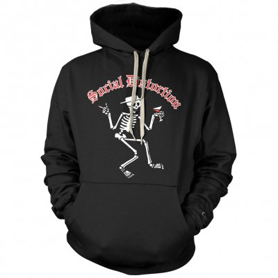 social-distortion - Skelly Logo | Hoodie