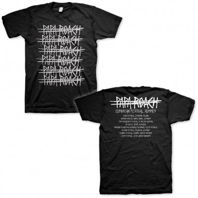 Papa Roach - Repeater Summer Tour 2018 | T-Shirt