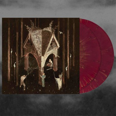 Wolves In The Throne Room - Thrice Woven | 2xDragon Blood Vinyl