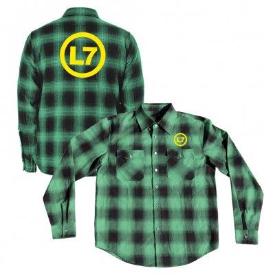 L7 - Logo | Flannel