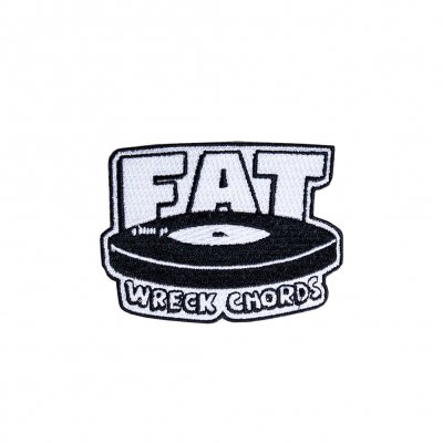 Fat Wreck Chords - Logo | Patch