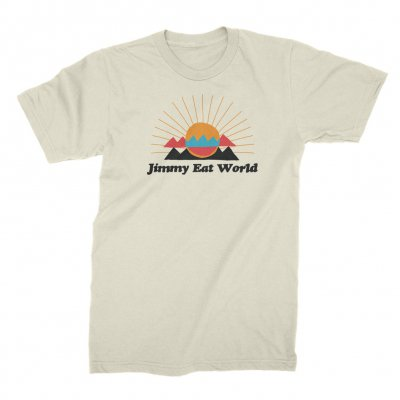 jimmy-eat-world - Sunset | T-Shirt