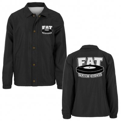fat-wreck-chords - Logo | Coach Jacket