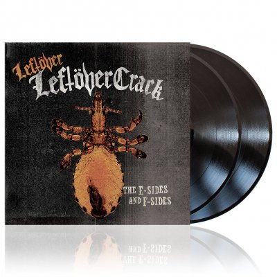 leftover-crack - The E-Sides And F-Sides | 2xBlack Vinyl