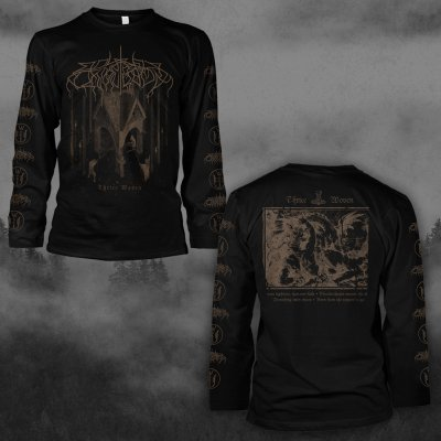 wolves-in-the-throne-room - Thrice Woven Brown | Longsleeve