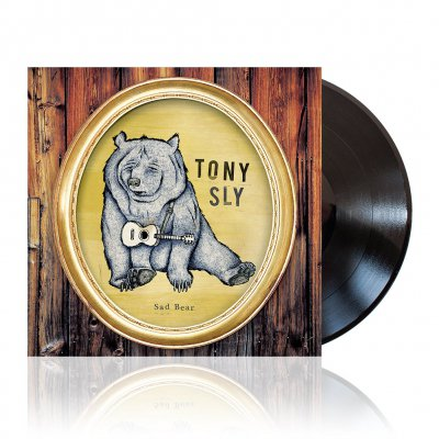 Tony Sly - Sad Bear | Black Vinyl