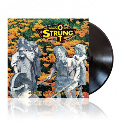 Strung Out - Another Day In Paradise | Black Vinyl