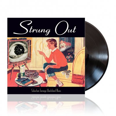 Strung Out - Suburban Teenage Wasteland Blues | Black Vinyl