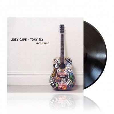 Joey Cape/Tony Sly - Acoustic | Black Vinyl