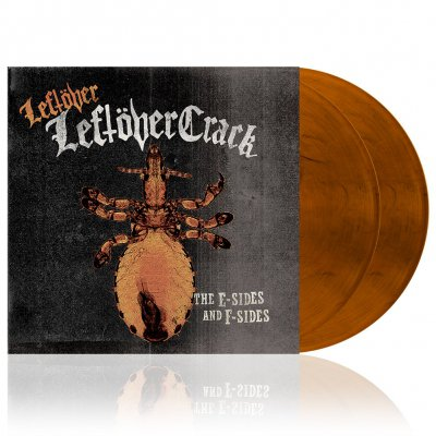 leftover-crack - The E-Sides And F-Sides | 2xOrange w/Smoke Vinyl