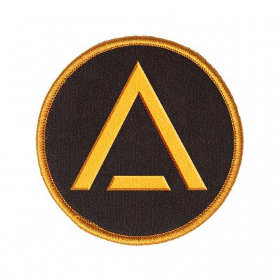 Triangle Logo | Patch