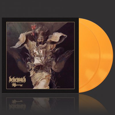 behemoth - The Satanist | 2xOrange Vinyl