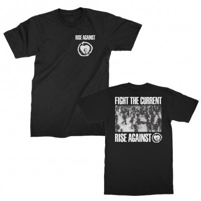 Rise Against - Fight The Current | T-Shirt