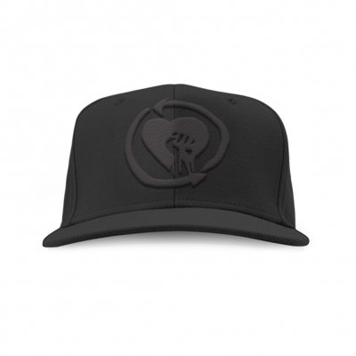 rise-against - Blackout | Snapback Cap