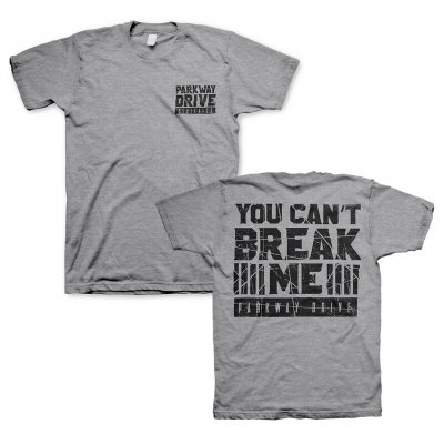 shop - You Can't Break Me | T-Shirt