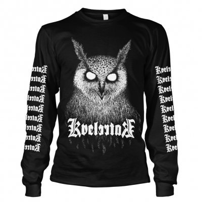 Kvelertak - Barlett Owl Black | Longsleeve