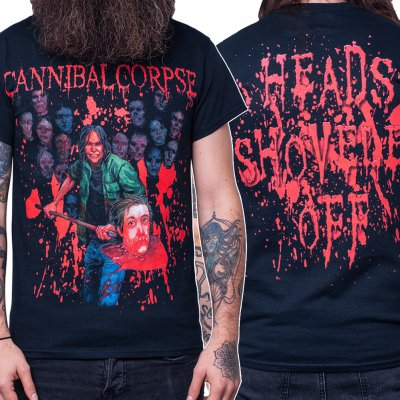 cannibal-corpse - Heads Shoveled Off | T-Shirt